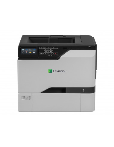 lexmark cs727de imprimante laser couleur a4 38ppm. Black Bedroom Furniture Sets. Home Design Ideas