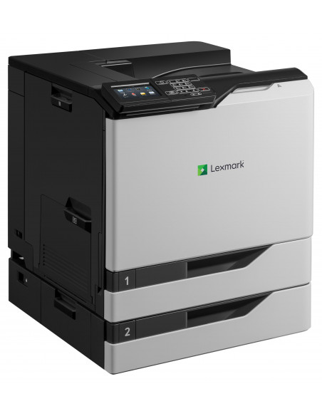 LEXMARK CS827de Imprimante laser couleur A4 57ppm avec 4 ANS DE GARANTIE