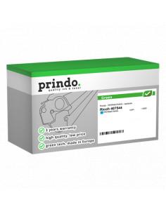 Toner Compatible Cyan pour Ricoh Aficio SP C250DN - 1600 pages référence 407544
