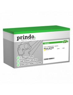Toner Compatible Jaune pour Ricoh Aficio SP C250DN - 1600 pages référence 407546