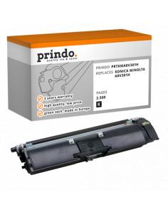 Toner Compatible Noir pour Konica Magicolor 1600W - 2500 pages référence Minolta
