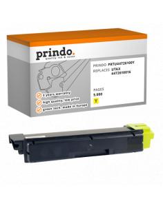 Toner Compatible Jaune pour Utax CDC 1626 - 5000 pages référence 4472610016