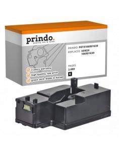 Toner Compatible Noir pour Xerox Phaser 6000 - 2000 pages référence 106R01630