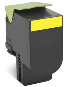 24B6010 - Cartouche de toner Jaune originaleLexmark C/XC213x pour C 2132, XC 2130, XC 2132