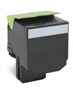 80C2XK0 - Toner Noir original Lexmark 802XK - 8000 pages