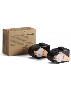106R02603 - Pack de 2 - Toner Magenta Original XEROX 7100 - 2 x 4 500 pages