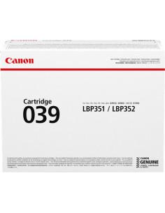 0287C001 - Toner original Canon 039 noir 11000 pages