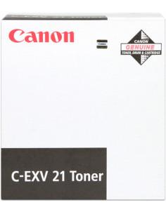 0452B002 - Toner original Canon C-EXV21bk noir 28000 pages