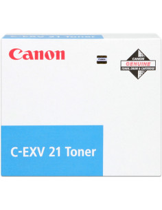0453B002 - Toner original Canon C-EXV21c cyan 14000 pages