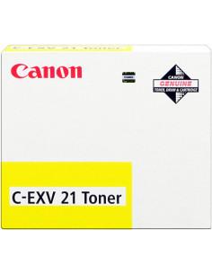 0455B002 - Toner original Canon C-EXV21y jaune 14000 pages