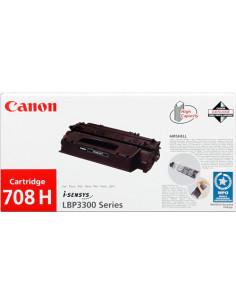 0917B002 - Toner original Canon 708h noir 6000 pages