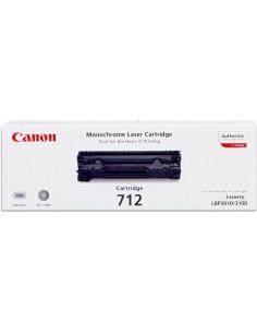 1870B002 - Toner original Canon 712 noir 1500 pages
