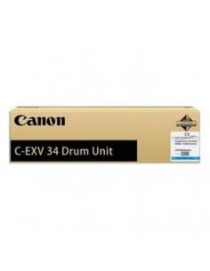 3787B002 Canon CEXV-34 C Toner Cyan pour iR-ADVANCE Imagerunner C 2105, IR C 2050, IR C 2058, IR C 2100, IR C 2100 S, IR C 2105,