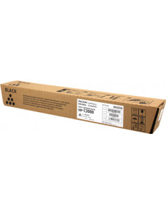 842030 - Toner Noir Original pour Ricoh Aficio MP C2000, C2500, C3000