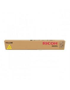 842031 - 888641 - Toner Jaune Original pour Ricoh Aficio MP C2000, C2500, C3000