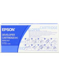 C13S050167 - Toner original Epson C13S050167 Noir 3000 pages