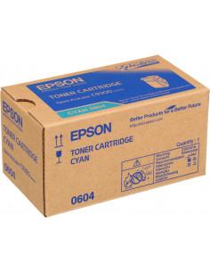 C13S050604 - Toner original Epson C13S050604 Cyan 7500 pages