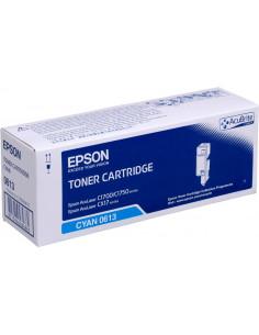 C13S050613 - Toner original Epson C13S050613 Cyan 1400 pages
