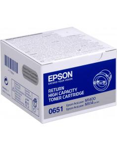 C13S050651 - Toner original Epson C13S050651 Noir 2200 pages