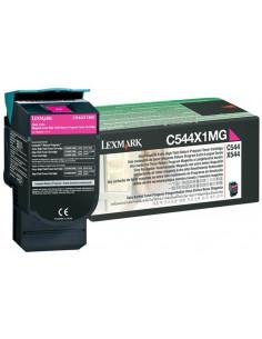C544X1MG - Toner Magenta original Lexmark - 4000 pages