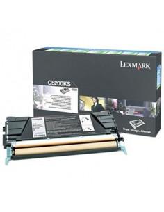 C5200KS - Toner Noir original Lexmark 1500 pages