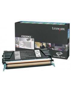 C5220KS - Toner Noir original Lexmark - 4000 pages