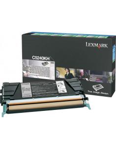 C5240KH - Toner Noir original Lexmark - 8000 pages
