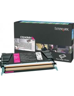C5240MH - Toner Magenta original Lexmark - 5000 pages