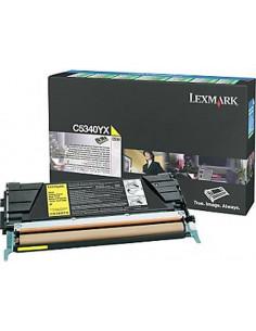 C5340YX - Toner Jaune original Lexmark - 7000 pages