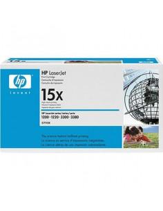 Hp 15x - C7115X - Toner HP - 1 x noir - 3500 pages