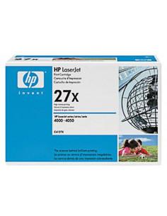 Hp 27x - C4127X - Toner HP - 1 x noir - 10000 pages