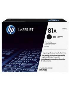 HP 81A  - CF281A  - Toner HP original Noir  - 10500 pages