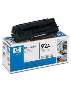 Hp 92a - C4092A - Toner HP - 1 x noir - 2500 pages