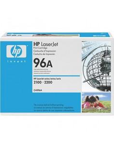 Hp 96a - C4096A -Toner HP - 1 x noir - 5000 pages
