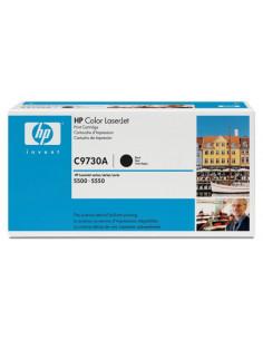 HP 645A - C9730A - Toner HP - 1 x noir - 13000 pages pour HP CLJ 5550