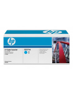 HP 650A - CE271A - Toner HP - 1 x cyan - 15000 pages