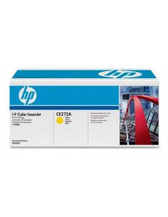 HP 650A - CE272A - Toner HP - 1 x jaune - 15000 pages