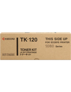 TK-120 - Toner original KYOCERA 1T02BX0EU88 noir 7200 pages