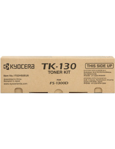 TK-130 - Toner original KYOCERA 1T02BX0EU48 noir 7200 pages