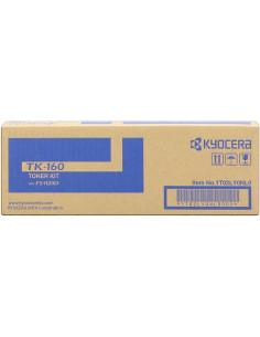 TK-160 - Toner original KYOCERA 1T02BX0EU160 noir 2500 pages