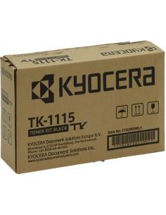 TK-1115 - Toner original KYOCERA 1T02BX0EU161 noir 1600 pages