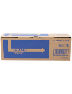 TK-1140 - Toner original KYOCERA 1T02BX0EU80 noir 7200 pages