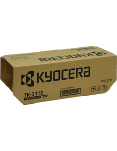 TK-3110 - Toner original KYOCERA 1T02BX0EU43 noir 15500 pages