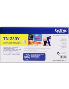 TN-230Y - Toner original Brother TN-230Y Jaune 1400 pages