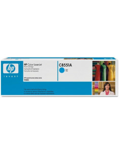 Toner HP - C8551A- 1 x cyan - 25000 pages