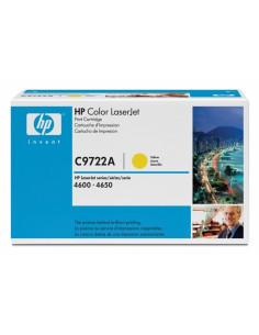 Toner HP C9722A - 1 x jaune - 8000 pages