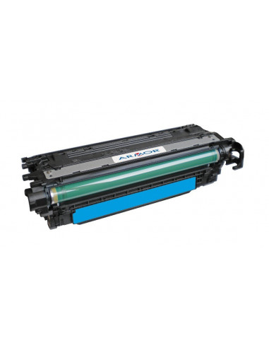 Toner Cyan OWA par Armor, pour Imprimante CANON I-SENSYS LBP-7750 CDN