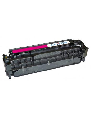 Toner Magenta OWA par Armor, pour Imprimante CANON I-SENSYS LBP-7210 CDN