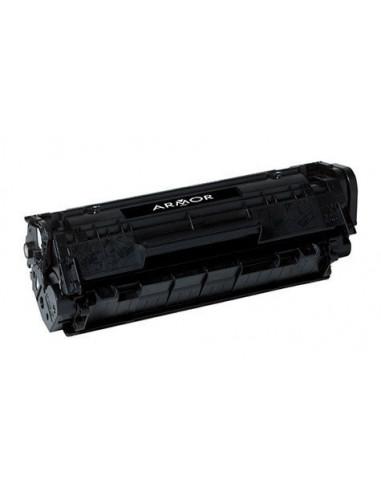 Toner Noir OWA par Armor, pour Imprimante CANON I-SENSYS LBP-2900