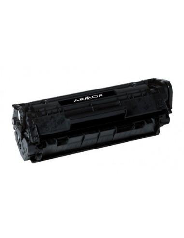 Toner Noir OWA par Armor, pour Imprimante CANON LBP-2900